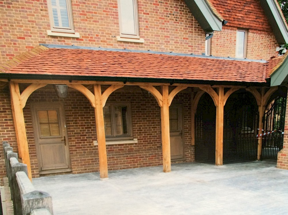 oak-porches